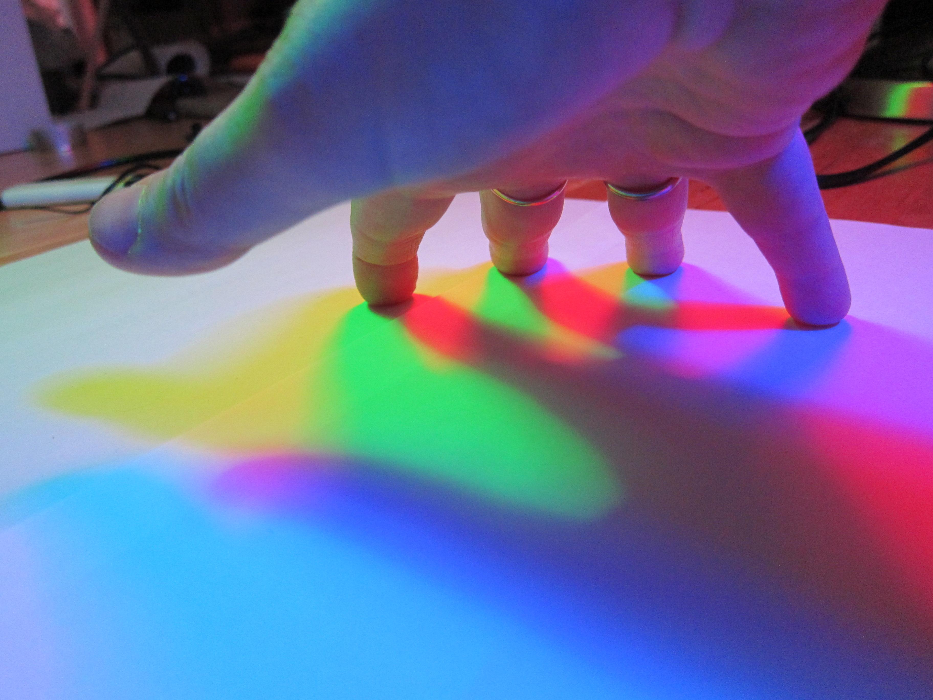 Lessen licht en kleur vervolg woord beeldclub - Schaduw maken ...